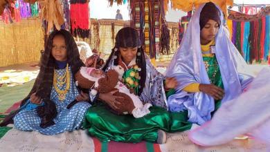صورة غات تتزين بالتراث والأصالة في مهرجانها السياحي