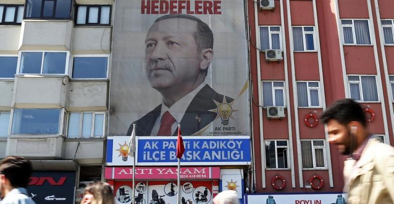 رجب طيب أردوغان- الحاكم الأوحد في تركيا