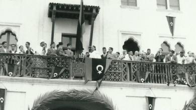 Photo of بهذه العبارات أعلن الملك استقلال ليبيا