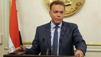 وزير النقل المصري هشام عرفات
