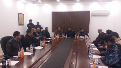 Photo of مصادر لـ218: اجتماع أمني كبير في بنغازي