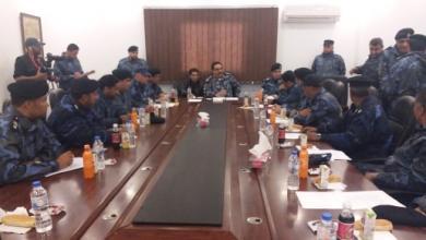 Photo of الخفيفي يلتقي رؤساء فروع الأمن المركزي