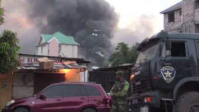 انتخابات الكونغو على صفيح ساخن بعد حريق كينشاسا