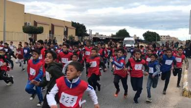 Photo of ما يقارب 600 تلميذ في سباق العدو بصبراتة
