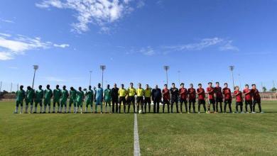 Photo of المنتخب الوطني تحت 17 يتعثر أمام السنغال