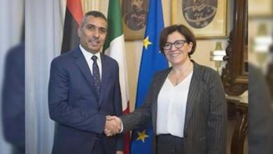Photo of دفاع الوفاق تناقش سبل التدريب مع الجانب الإيطالي