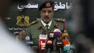 Photo of المسماري يطالب بدور استخباراتي لرصد الإرهابيين