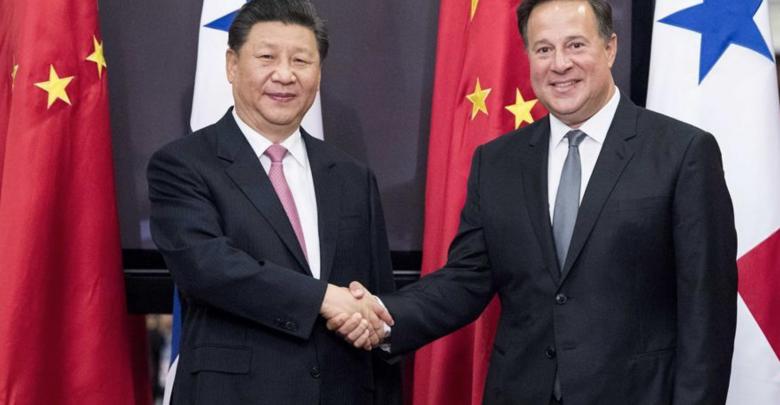 الصين وبنما