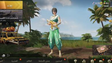 Photo of رسميا لعبة PUBG باللغة العربية