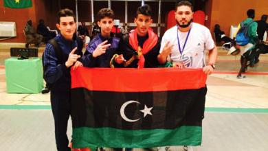 Photo of ليبيا تشارك في عربية المبارزة