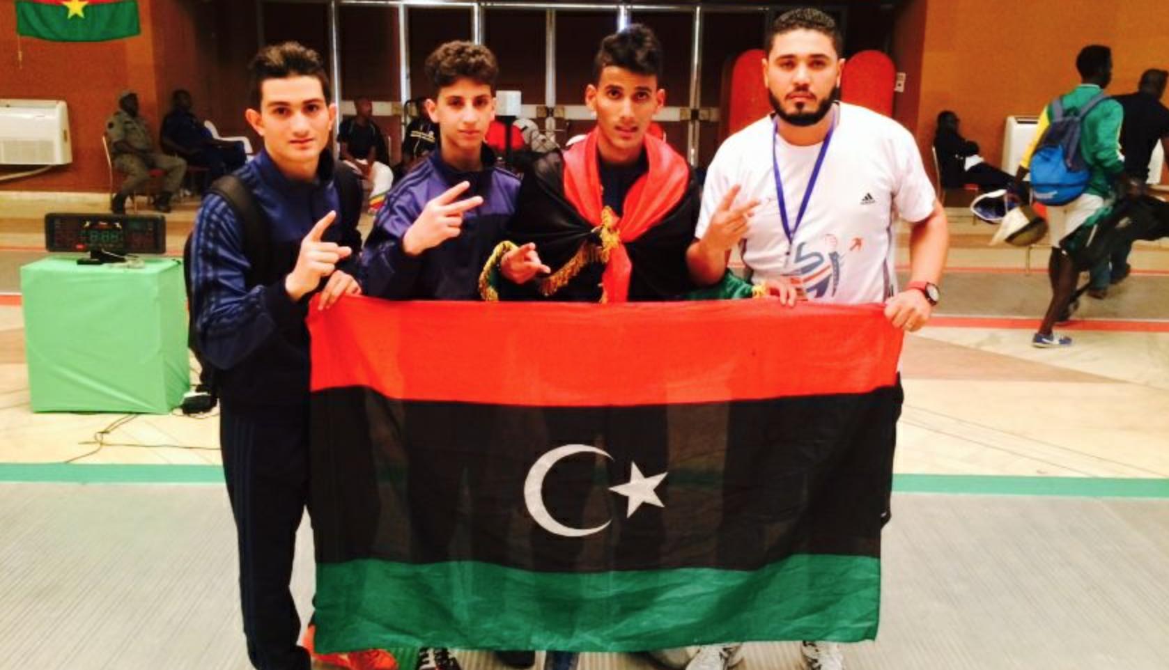 البطولة العربية للمبارزة في العاصمة التونسيّة