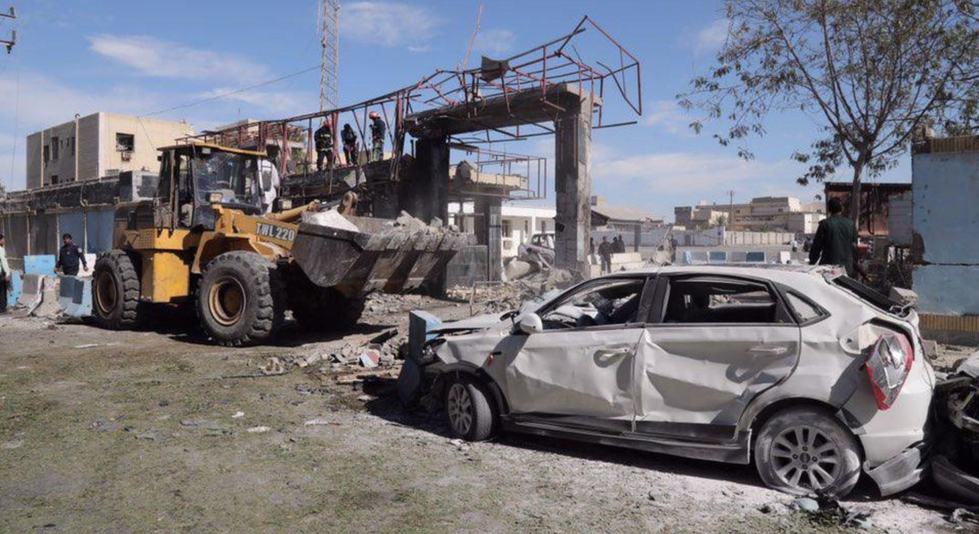 التفجير الانتحاري في إيران - صورة ارشيفية
