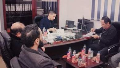 قطاع الإسكان والمرافق ببلدية بنينا - بنغازي
