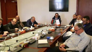 مقر الشركة القابضة للإتصالات بمبنى البريد المركزي في طرابلس