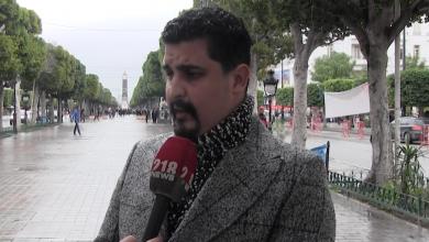 الصحفي الليبي محمد النايلي