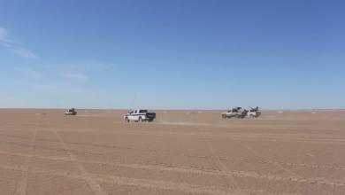 دوريات الصحراوية