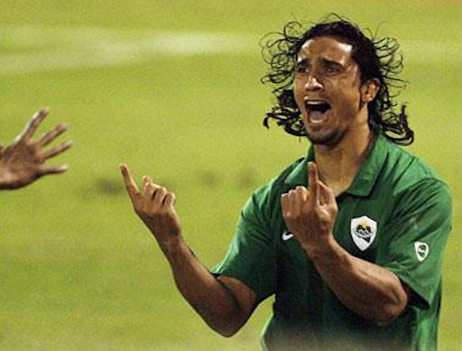 اللاعب عمر داوود