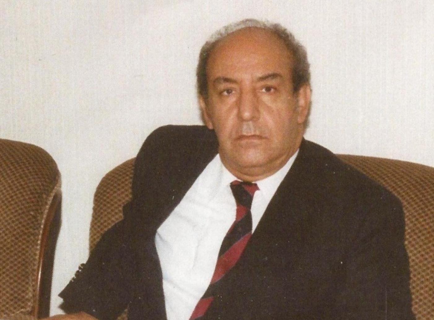 الصحفي الليبي الكبير فاضل المسعودي
