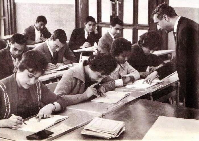 أول جامعة ليبية في بنغازي