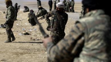 Photo of داعش يهاجم أكراد سوريا بصاروخ حراري