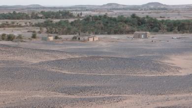 الجنوب الليبي- إرشيفية