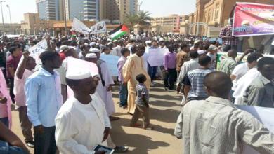 """صورة """"السودان يشتعل"""".. والدراسة تتوقف بالخرطوم حتى إشعار آخر"""
