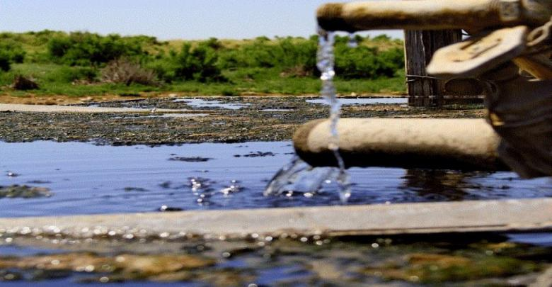 تلوث المياه بالبكتيريا