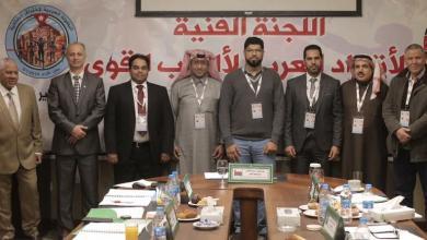 اجتماع اللجنة الفنية بالاتحاد العربي لألعاب القوى