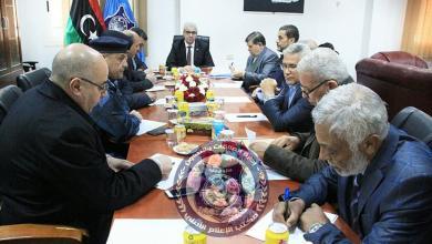 Photo of اجتماع أمني رفيع في طرابلس