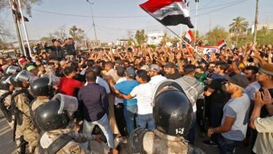 Photo of احتجاجات جديدة في البصرة العراقية