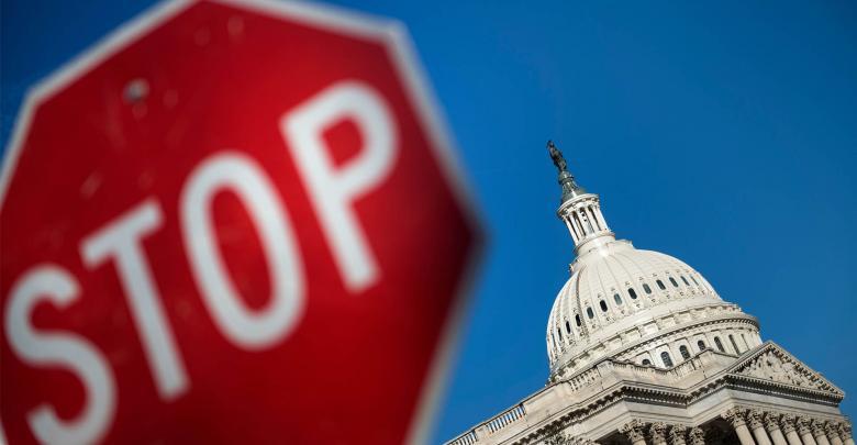 الإغلاق الحكومي