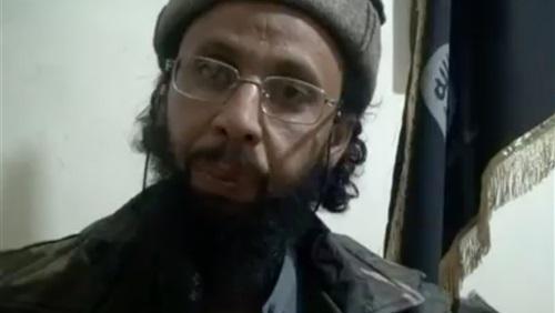 الإرهابي أبو طلحة الليبي