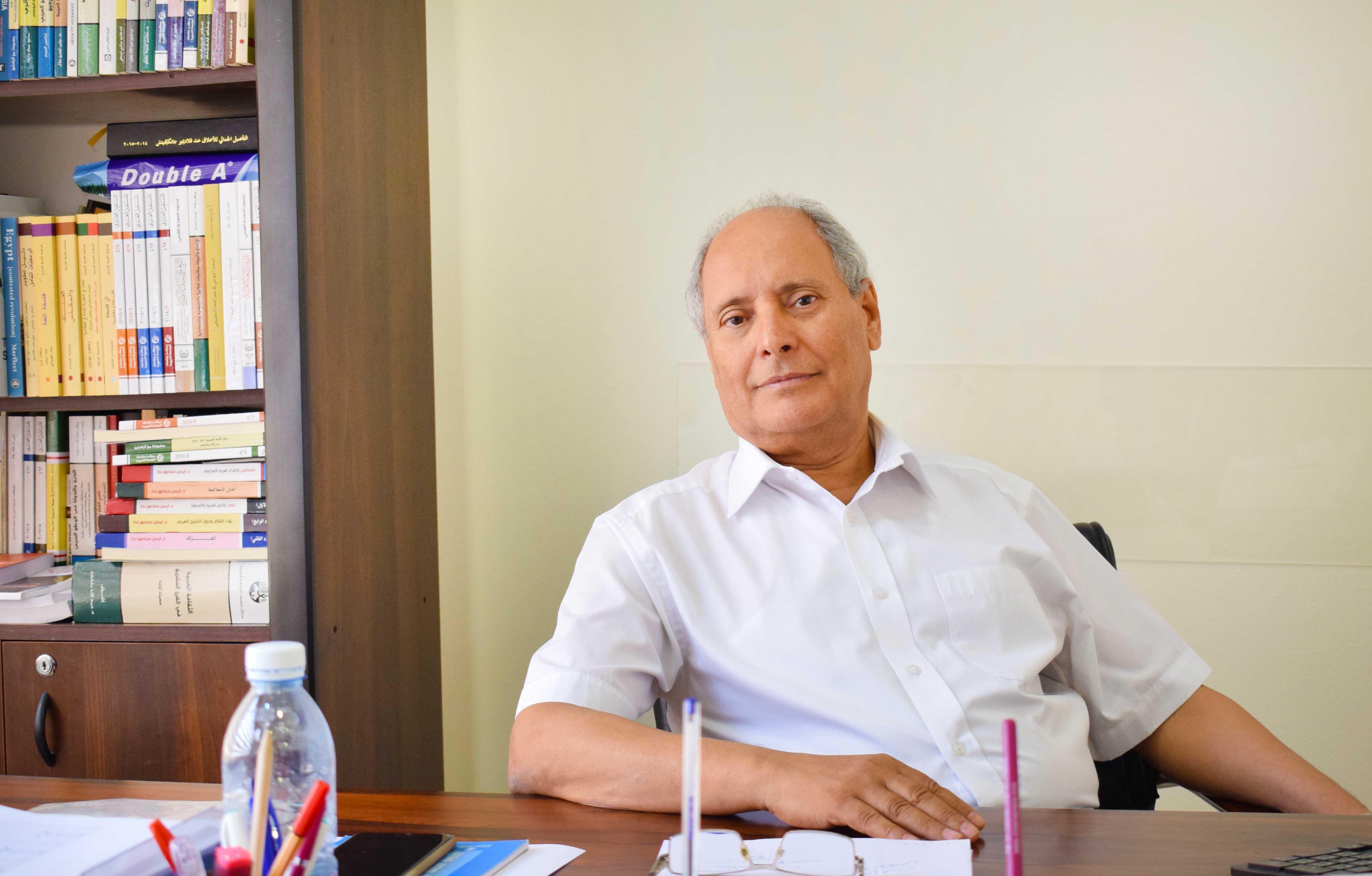 الباحث والأكاديمي الدكتور يوسف الصواني