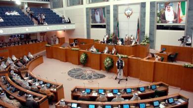 """صورة البرلمان الكويتي """"يطرح الثقة"""" بــ""""وزير قوي"""""""