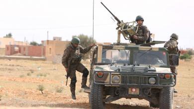 Photo of الجيش التونسي يتأهب قرب الحدود الليبية