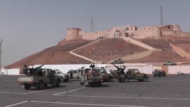 الجيش الوطني - سبها ارشيفية