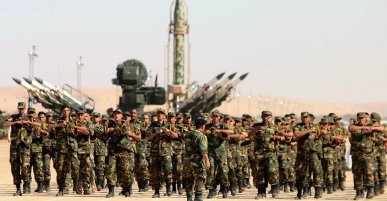 الجيش الوطني في ليبيا- إرشيفية
