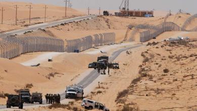 Photo of مصر تحبط تسلل 19 شخصاً إلى ليبيا