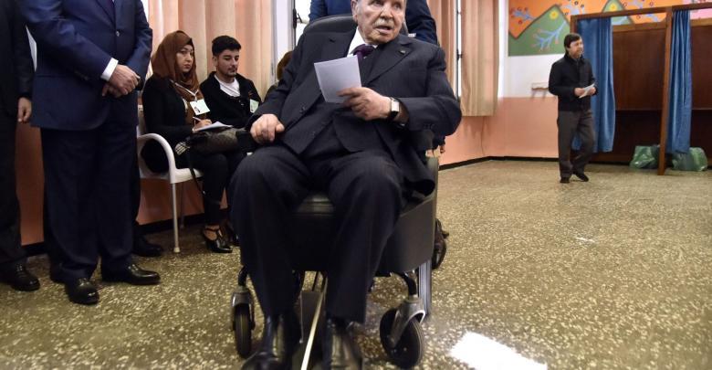 الرئيس الجزائر عبد العزيز بوتفليقة