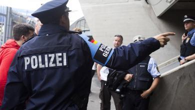 الشرطة الألمانية - صور أرشيفية