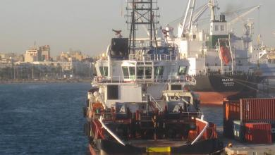 "Photo of وصول سفينة إيطالية لإنقاذ ""أتلنتك"""