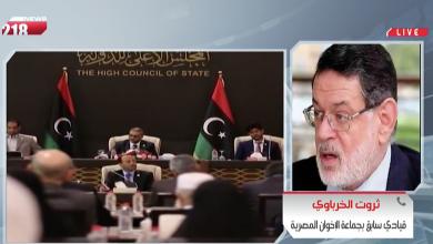 القيادي السابق بجماعة الإخوان المسلمين المصرية ثروت الخرباوي