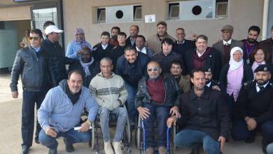 Photo of اجتماع مهمّ للجنة البارالمبية في البيضاء