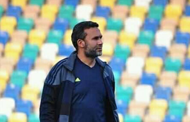 المدرب التونسي طارق ثابث
