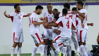 المنتخب الأردني لكرة القدم