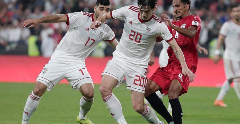 اليمن - إيران - كأس أمم آسيا 2019