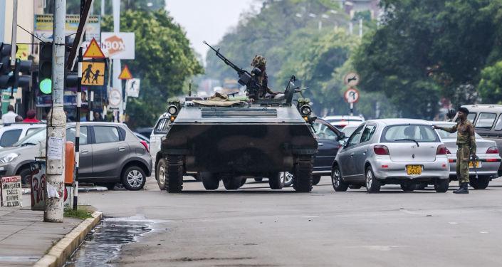 انقلاب عسكري في الغابون