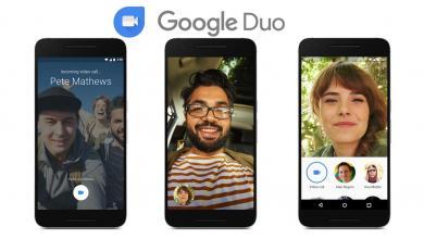 """Photo of غوغل ستطلق تحديثا ثوريا لـ""""غوغل ديو"""""""