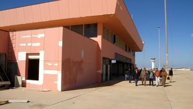 Photo of جهود مضنية لصيانة مطار سرت