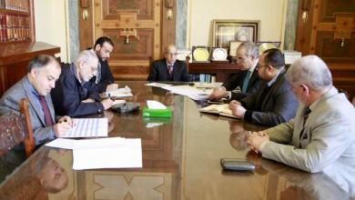 "Photo of المشاريع الصحية المتوقفة محور اجتماع بـ""المركزي"""
